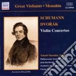 Schumann Robert - Concerto X Vl cd musicale di Robert Schumann