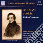 Concerto x vl cd musicale di Robert Schumann