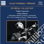 Concerto per violino op.53 cd musicale di Antonin Dvorak