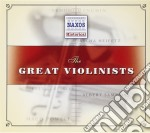 The great violinist cd musicale
