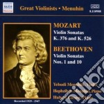 Sonata per violino k376. k 526 cd musicale di Wolfgang Amadeus Mozart