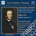Concerto per violino op.64, concerto per cd musicale di Felix Mendelssohn
