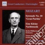 Eine kleine nachtmusik k 525, gran parti cd musicale di Wolfgang Amadeus Mozart
