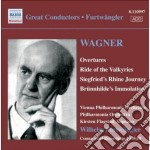 Ouvertures ed estratti dalle opere cd musicale di Richard Wagner