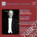 Brahms Johannes - Concerto Per Violino cd musicale di Johannes Brahms