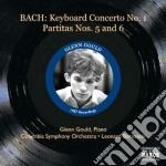 Concerto per pianoforte bwv 1052, partit cd musicale di Johann Sebastian Bach
