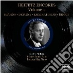 Heifetz Jascha - Jascha Heifetz Encores, Vol.1 cd musicale di Jascha Heifetz