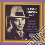 Classic crosby vol.1: registrazioni dal cd musicale di Bing Crosby