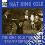 King cole trio trascriptions cd musicale