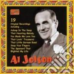 Original recordings vol.1 (1911-1914): a cd musicale di Al Jolson