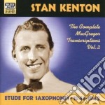 Etude for saxophones: complete mcgregor cd musicale di Stan Kenton