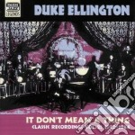 It don't mean a thing (if it ain't got t cd musicale di Duke Ellington