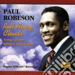 Roll away, clouds - original recordings cd musicale di Paul Robeson