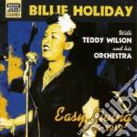 Easy living, original recordings 1935-19 cd musicale di Billie Holiday