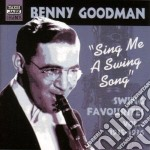 Swing favourites vol.1: 1935-1936 cd musicale di Benny Goodman