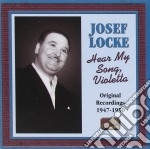 Hear my song, violetta, original recordi cd musicale di Josef Locke