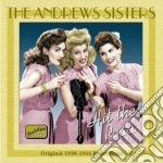 Hit the road, original recordings 1938-1 cd musicale di The andrew sister