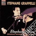 Stephan's tune, original recordings 1938 cd musicale di StÉphane Grappelli