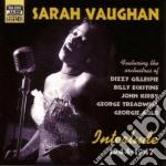 Interlude, early recordings 1944-1947 cd musicale di Sarah Vaughan