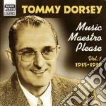 Music maestro please, original recording cd musicale di Tommy Dorsey