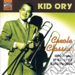 Creole classics, original recordings 194 cd musicale di Kid Ory