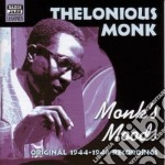Monk's moods, orignal recordings 1944-19 cd musicale di Thelonious Monk