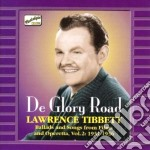 De glory road, ballads and songs from fi cd musicale di Lawrence Tibbett