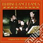 British Dance Bands - Original Recordings, Vol.1: 1930-1943 cd musicale
