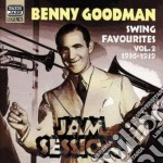 Swing favourites vol.2: 1936-1939, jam s cd musicale di Benny Goodman
