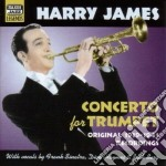Concerto for trumpet, original recording cd musicale di Harriy James