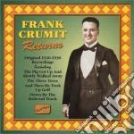 Returns, original recordings 1920-1938 cd musicale di Frank Crumit