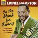Lionel Hampton - Original Recordings 1937-1940: In The Mood For Swing cd musicale di Lionel Hampton