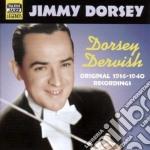 Tommy Dorsey - Original Recordings 1936-1940: Dorsey Dervish cd musicale di Tommy Dorsey
