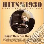 Brani famosi del 1930 cd musicale