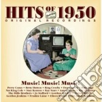 Hits of 1950 (original records) cd musicale