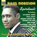 Spirituals, original recordings 1925-193 cd musicale di Paul Robeson