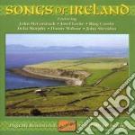 Songs of ireland (1916-1950 recordings) cd musicale di Irlanda Folk
