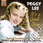 It's a good day, original recordings 194 cd musicale di Peggy Lee