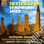 Skycrapers symphonic jazz, original reco cd musicale