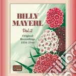 Billy Mayerl - Original Recordings, Vol.2: 1934-1946 cd musicale di Billy Mayerl