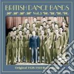 British Dance Bands - Original Recordings, Vol.3: 1928-1949 cd musicale di British dance bands