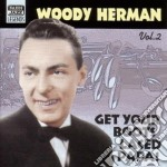 Woody Herman - Original Recordings 1938-1943: Get Your Boots Laced Papa! cd musicale di Woody Hermann