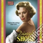 Original recordings 1939-1951 cd musicale di Dinah Shore