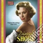 Dinah Shore - Original Recordings 1939-1951 cd musicale di Dinah Shore