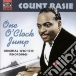 One o'clock jump, original recordings 19 cd musicale di Count Basie