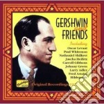 George gershwin and friends, original re cd musicale di George Gershwin