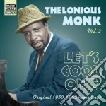 Let's cool one, original recordings vol. cd musicale di Thelonious Monk