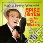 Spike Jones - Musical Depreciation: Original Recordings 1942-1950 cd musicale di Spike Jones