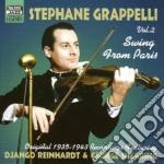 Swing from paris, original recordings vo cd musicale di StÉphane Grappelli