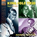 Transcritions vol.5, 1940 cd musicale di King cole trio